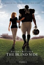 2009 - The Blind Side Movie Poster -1