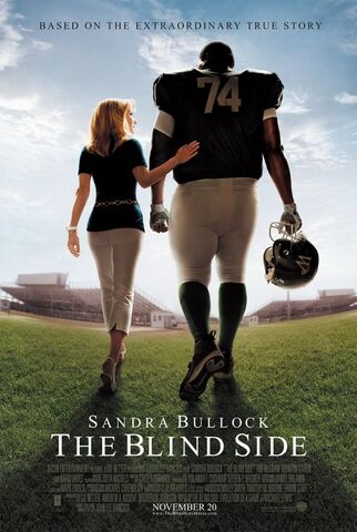 File:2009 - The Blind Side Movie Poster -1.jpg