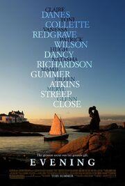 2007 - Evening Movie Poster