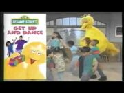 Get Up and Dance from Sesame Street Videos & Audio Books Preview