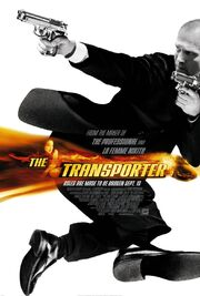 2002 - The Transporter Movie Poster