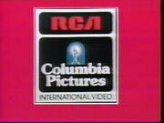 RCA Columbia Pictures International Video Logo