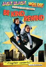 Be Kind Rewind 1997 VHS