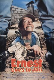 1990 - Ernest Goes to Jail Movie Poster