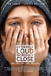 2011 - Extremely Loud and Incredibly Close Movie Poster