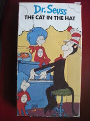 The cat in the hat 1988 vhs