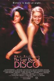 1998 - The Last Days of Disco Movie Poster
