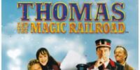 Opening to Thomas and the Magic Railroad 2006 UK DVD