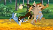 Tom And Jerry And The Wizard Of Oz Preview