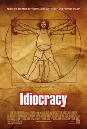 2006 - Idiocracy Movie Poster