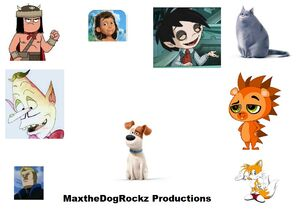MaxtheDogRockz Productions
