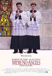 1989 - We're No Angels Movie Poster