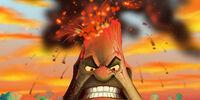 Volcano's Fury