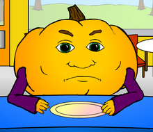 Hungry pumkin2