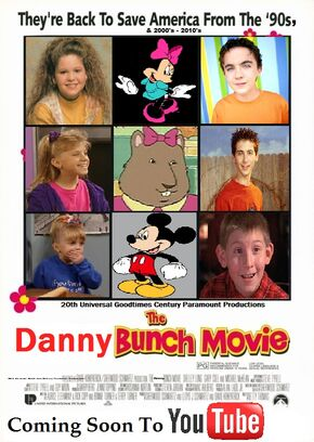 The Danny Bunch Movie
