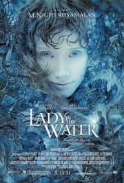 2006 - Lady in the Water Movie Poster