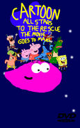 Cartoon All Stars To The Rescue The Movie 2 Goes To Mars DVD Cover