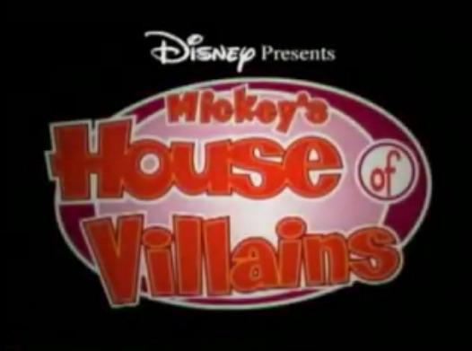 File:Originial Mickey's House of Villians Logo.jpg