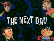 Sheen next day