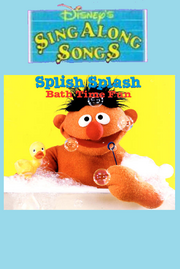 Splish Splash Cover