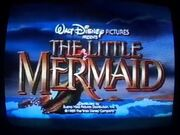 The Little Mermaid 1990 VHS Trailer