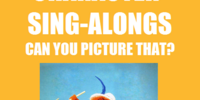 Character Sing-Alongs: Can You Picture That?