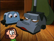 Mercy And Braden Meets The Brave Little Toaster Screencap 9
