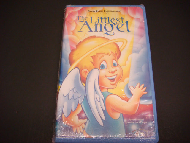 File:The Littlest Angel VHS.JPG