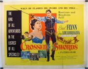 1954 - Crossed Swords Movie Poster