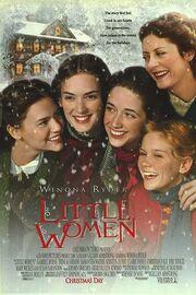 1994 - Little Women Movie Poster