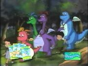 Dragon Tales VHS and DVD Preview