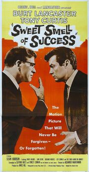 1957 - Sweet Smell of Success Movie Poster