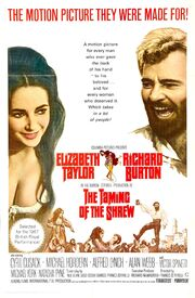 1967 - The Taming of the Shrew Movie Poster -1