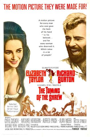 File:1967 - The Taming of the Shrew Movie Poster -1.jpg