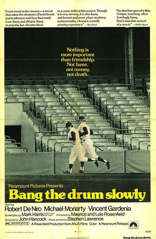 File:1973 - Bang the Drum Slowly Movie Poster.jpeg