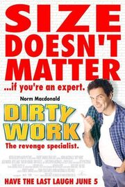 1998 - Dirty Work Movie Poster