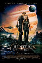 2015 - Jupiter Ascending Movie Poster