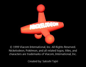 Nickelodeon Logo From The Great Race