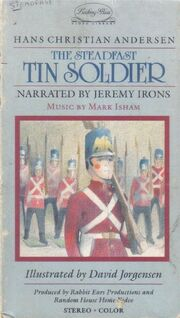The Steadfast Tin Soldier 1986 VHS Cover