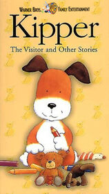 Kipper the visitor and other stories wbfe vhs