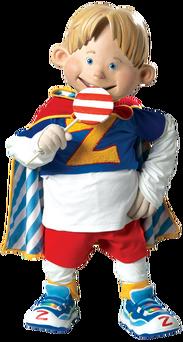 Nick Jr. LazyTown Ziggy 1