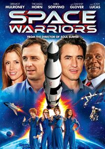 Space warriors dvd