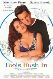 1997 - Fools Rush In Movie Poster