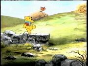 Winnie the Pooh from Winnie the Pooh and the Blustery Day