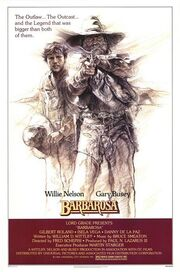 1982 - Barbarosa Movie Poster