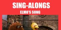 Character Sing-Alongs: Elmo's Song