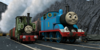Luke the Irish Engine/Gallery