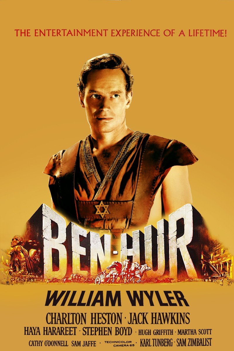 ben hur chat Ben-hur remake can't be accused of racist casting, morgan freeman says abc  news  are you excited about ben-hur being back on the big screen stars  morgan  start a chat with abc news on facebook messenger.