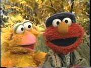 Elmo and Zoe from Elmos Musical Adventure The Story of Peter and the Wolf Preview