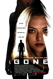 2012 - Gone Movie Poster